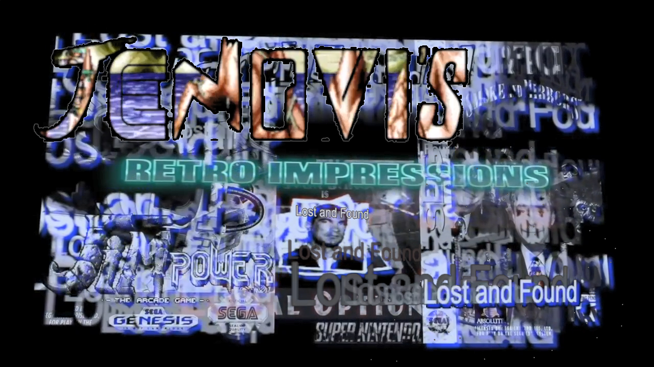 3 'Lost and Found' Games Shown by Jenovi, Piko's Jim Powers Still Missing
