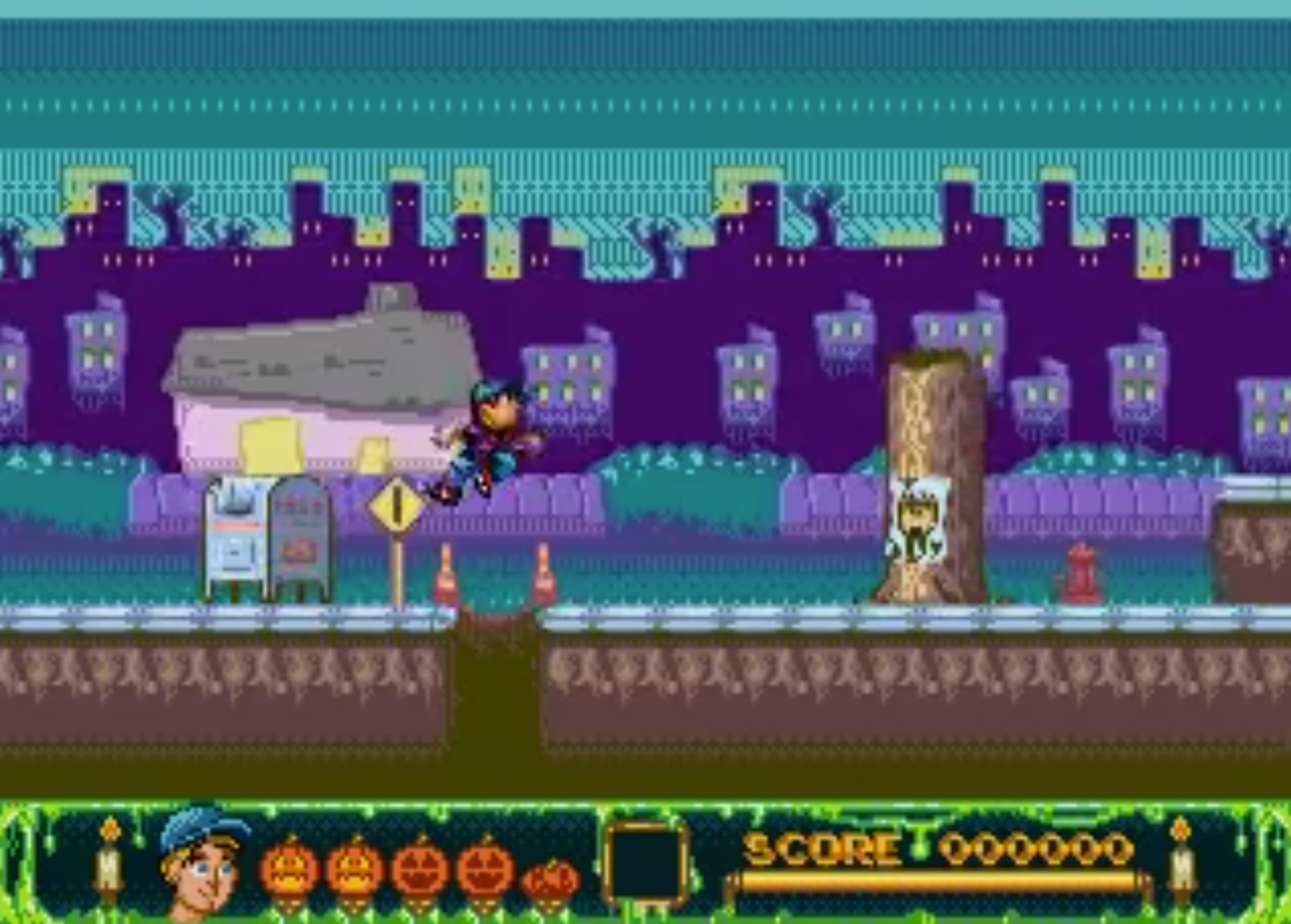 Project: Halloween announced for the Sega Genesis / Mega Drive