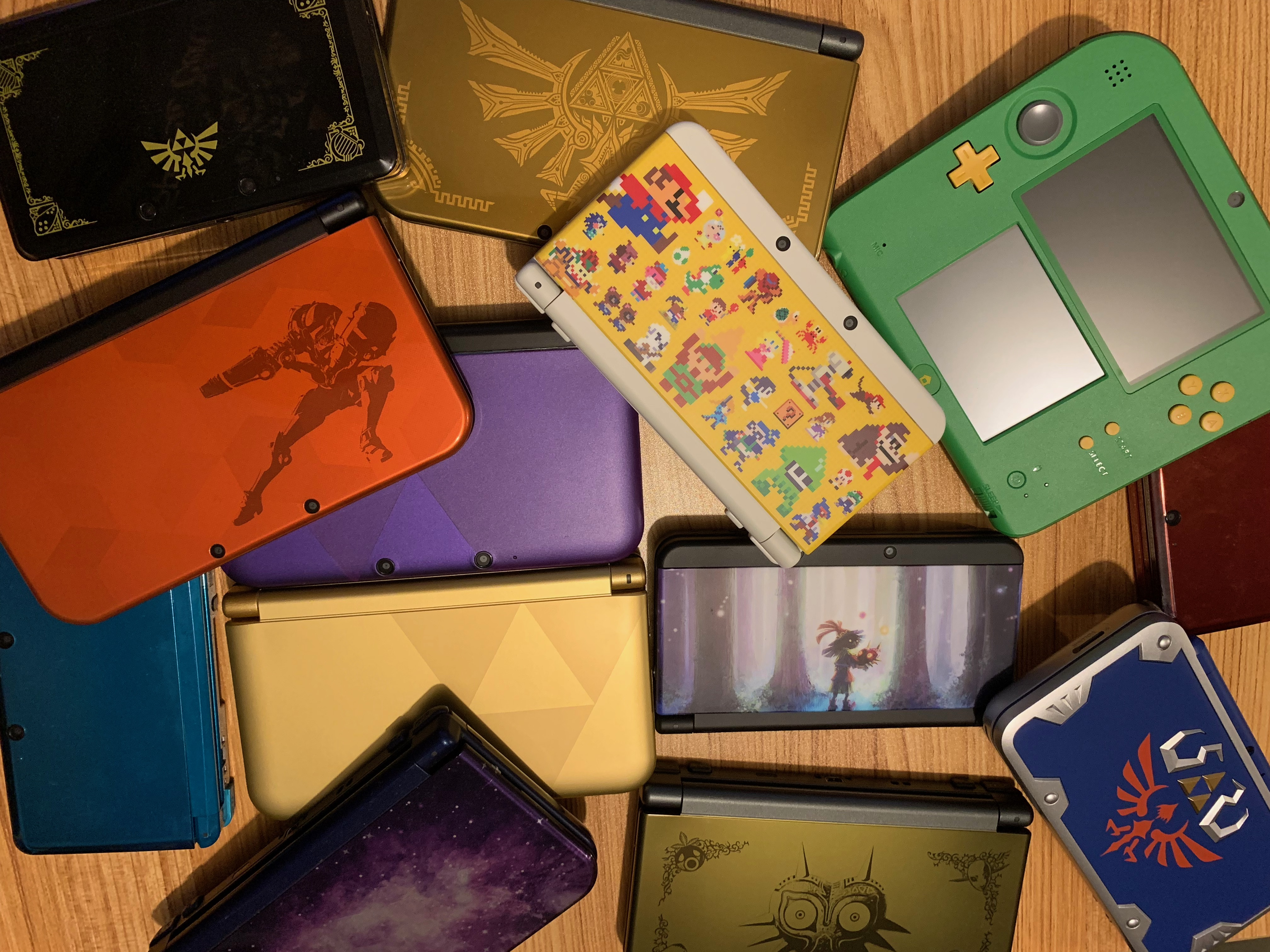 The Many Screens Of The 3DS