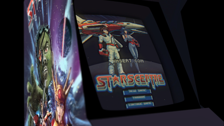 "16-bit style Indie Game ""Starsceptre"" is in Danger of Disappearing FOREVER"