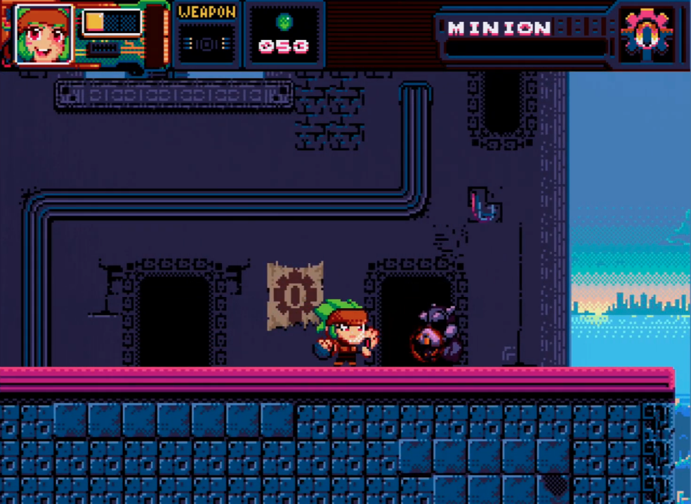 """Gorgeous Looking Pixel Art Game """"Project Genesis"""" Shown Running on Real Hardware"""
