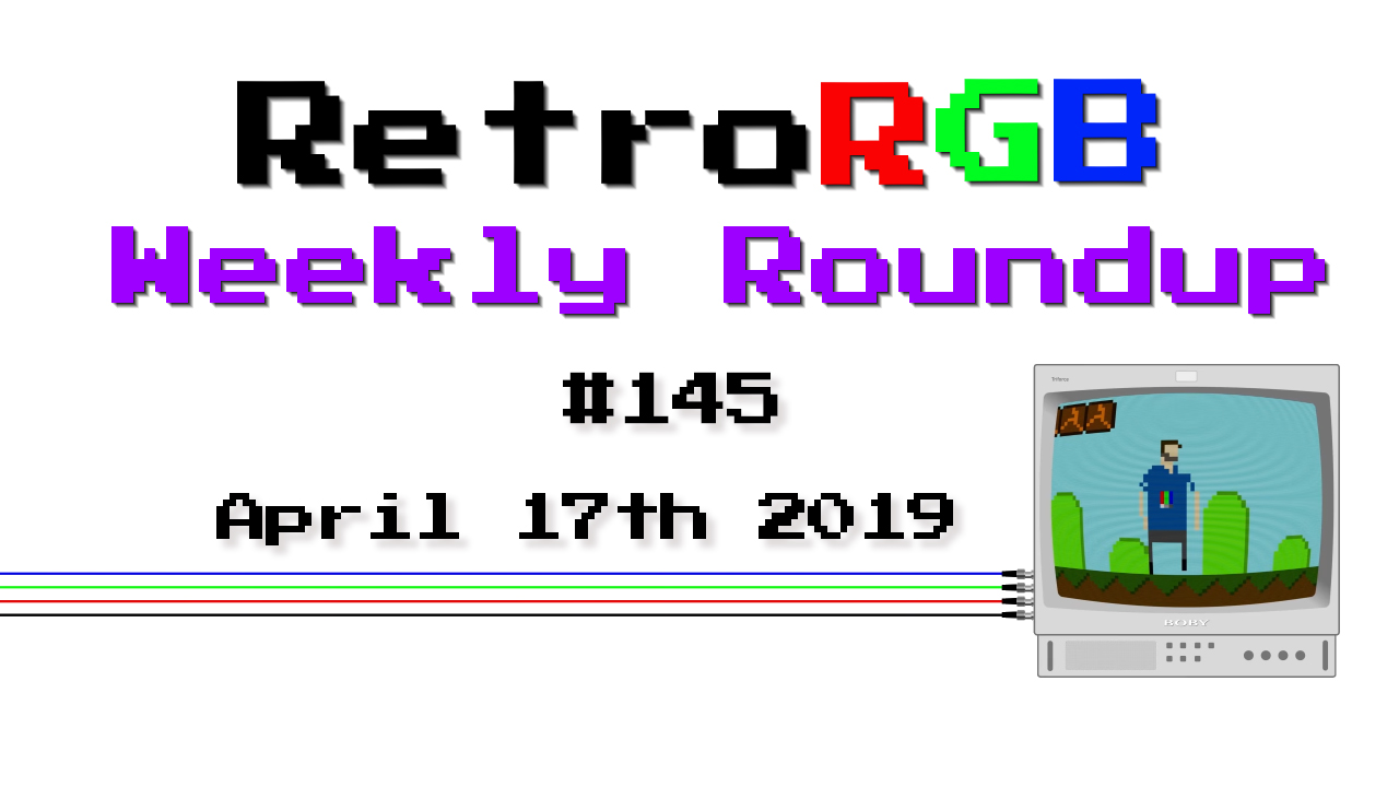 Weekly Roundup #145
