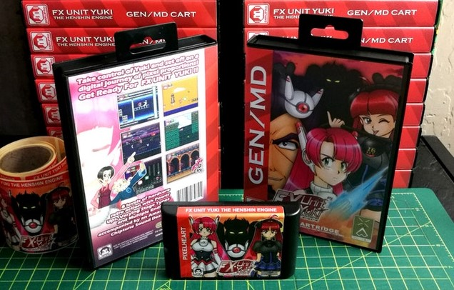 FX Unit Yuki Port Released for the Genesis / Mega Drive with Some Caveats