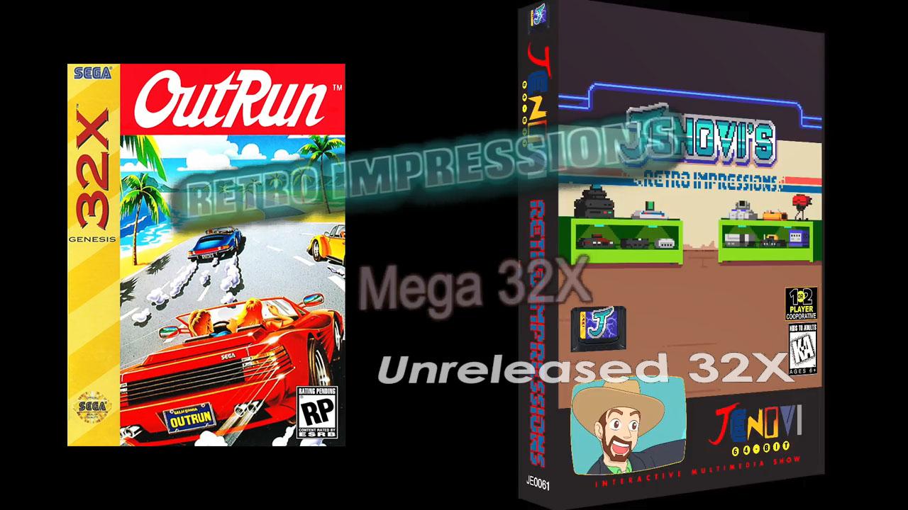 More Unreleased 32x Games