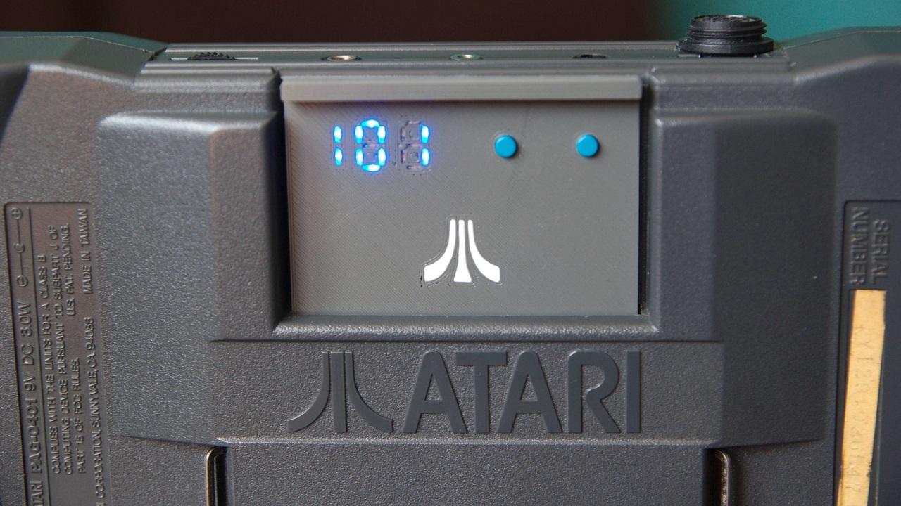 """Atari Lynx """"AgaCart"""""""