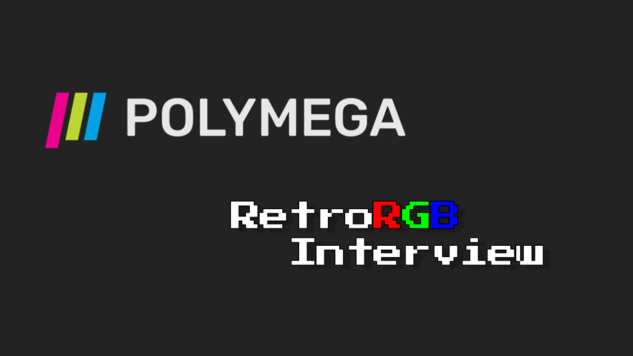 Interview with Bryan from Polymega