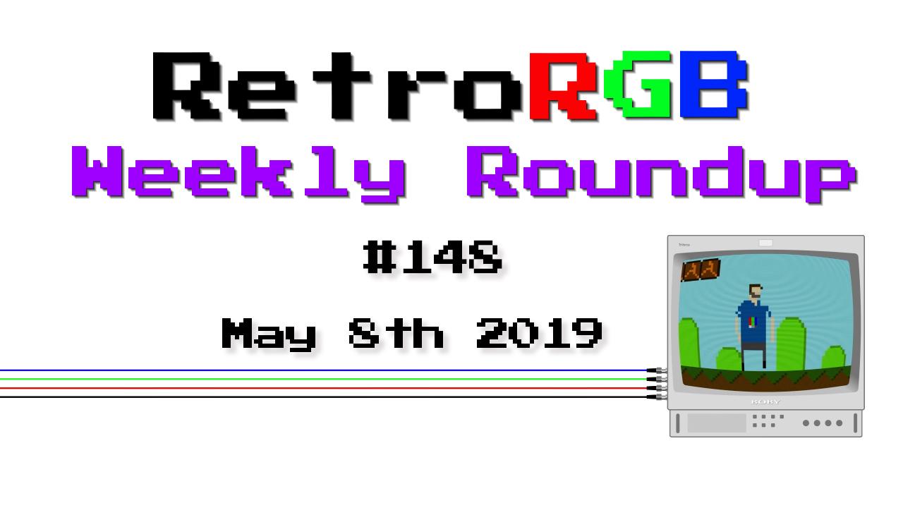 Weekly Roundup #148
