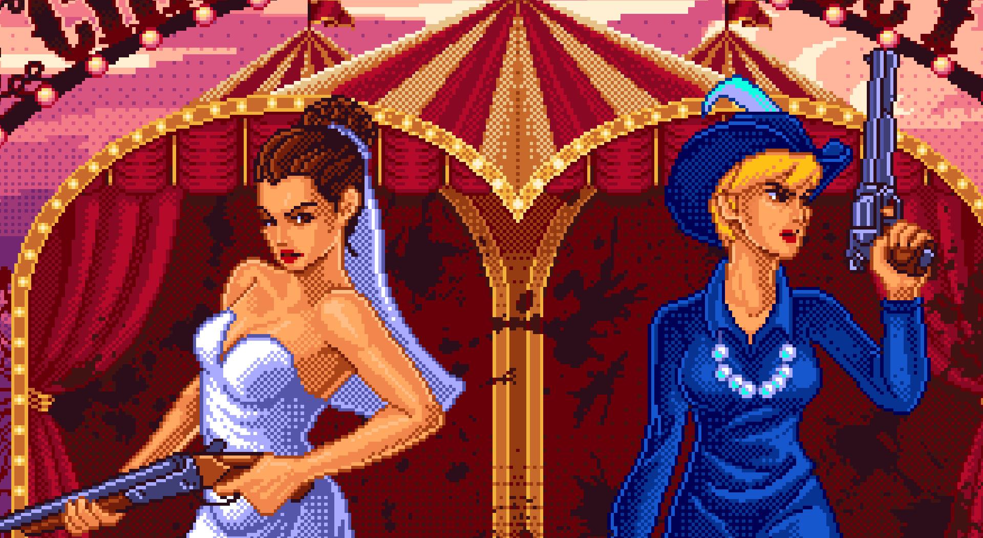 Lethal Wedding Gameplay Footage Released