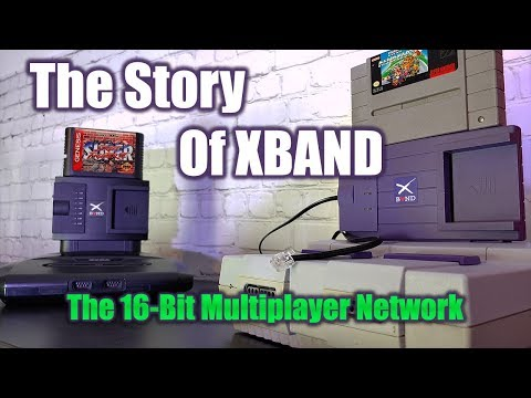 Documentary on XBAND