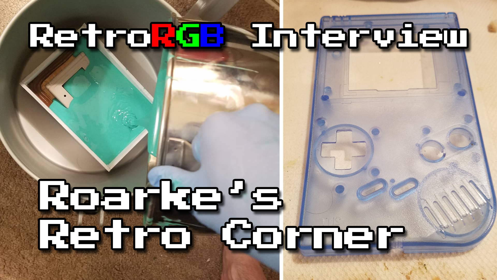 Interview: Roarke's Retro Corner