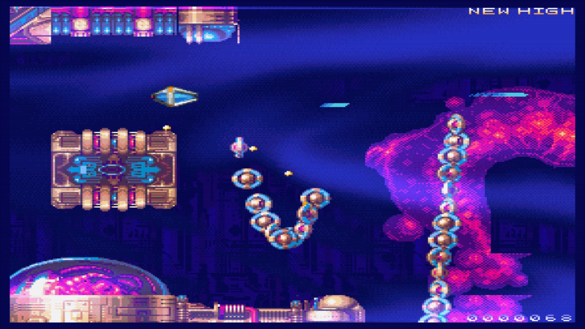 New Amiga Game Called Reshoot·R (Shoot'em-Up/Shmup)