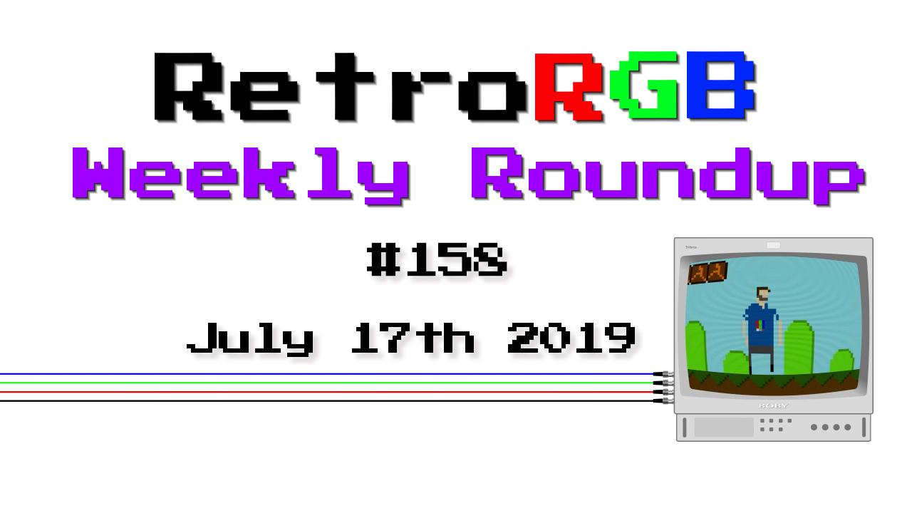 Weekly Roundup #158