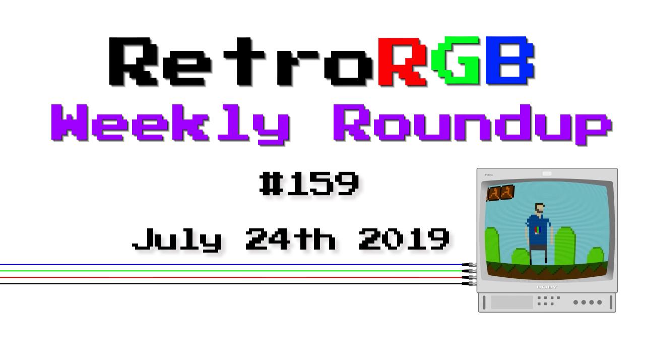 Weekly Roundup #159