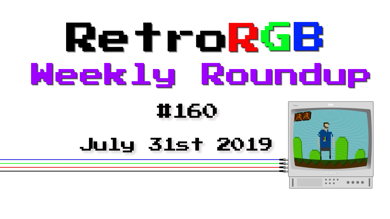 Weekly Roundup #160