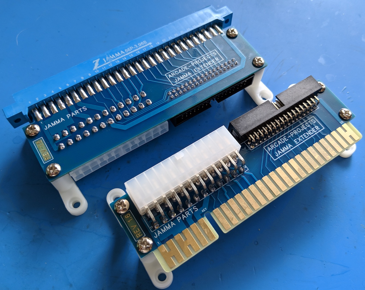 Arcade-Projects JAMMA Extension Cables (Benime version)