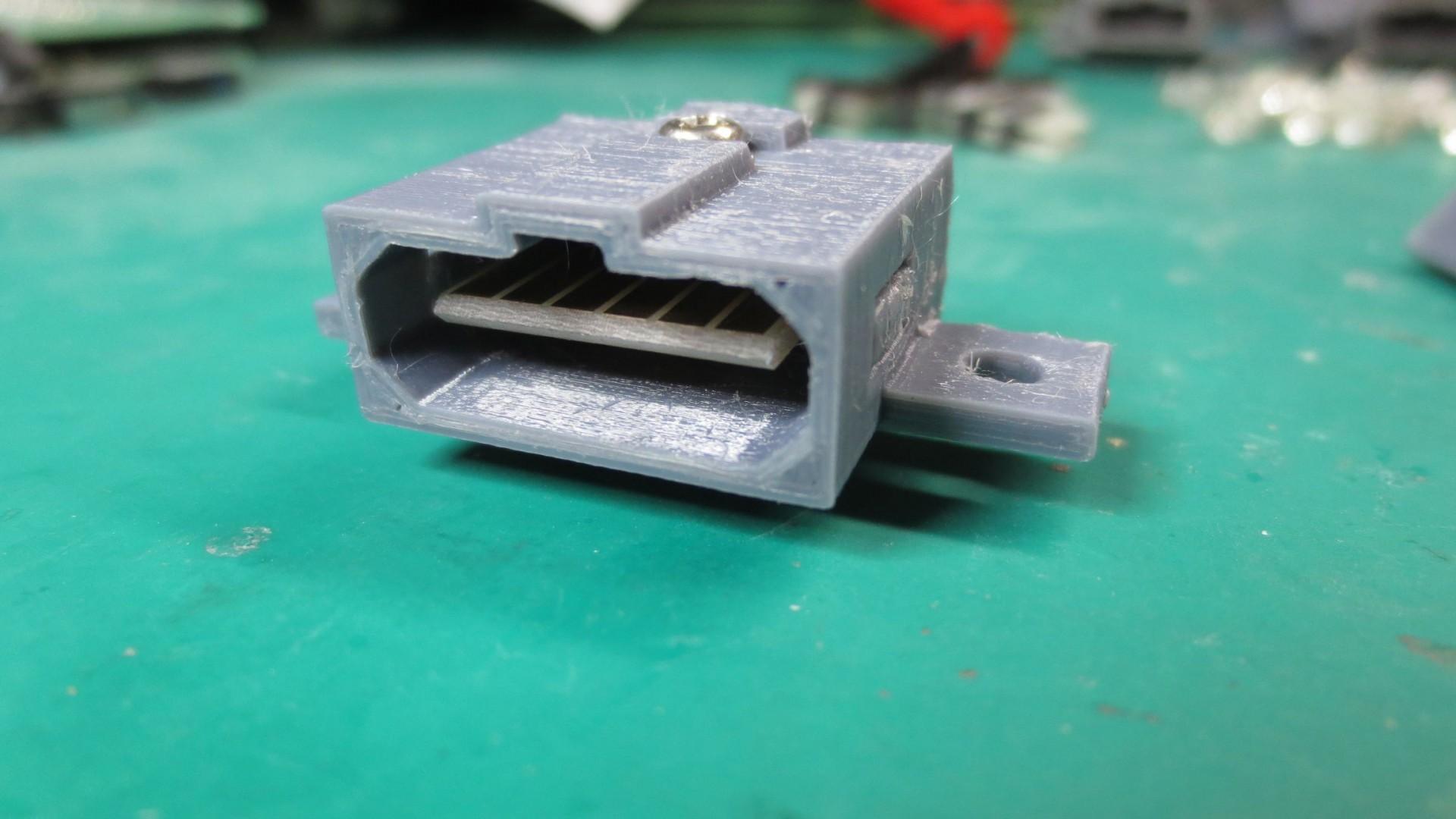 SNES AV Connector PCB & 3D Socket Released