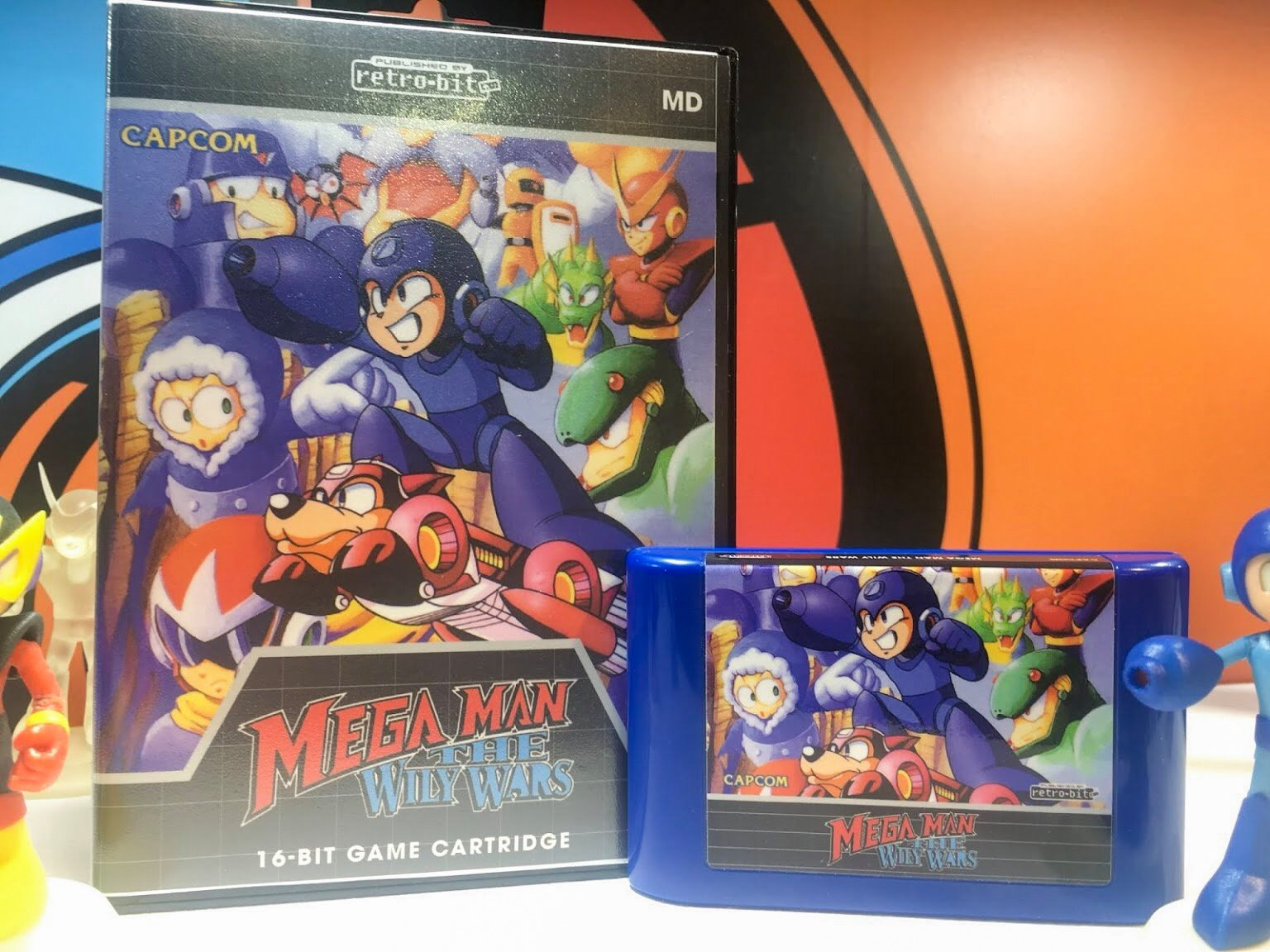 Mega Man: The Wily Wars will Finally get its U.S. Release on the Sega Genesis