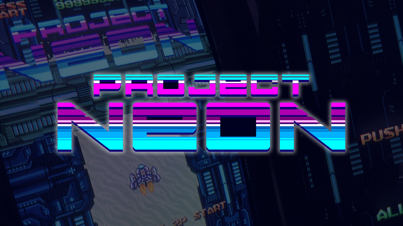 "New Neo Geo Shmup ""Project Neon"" in Early Development"