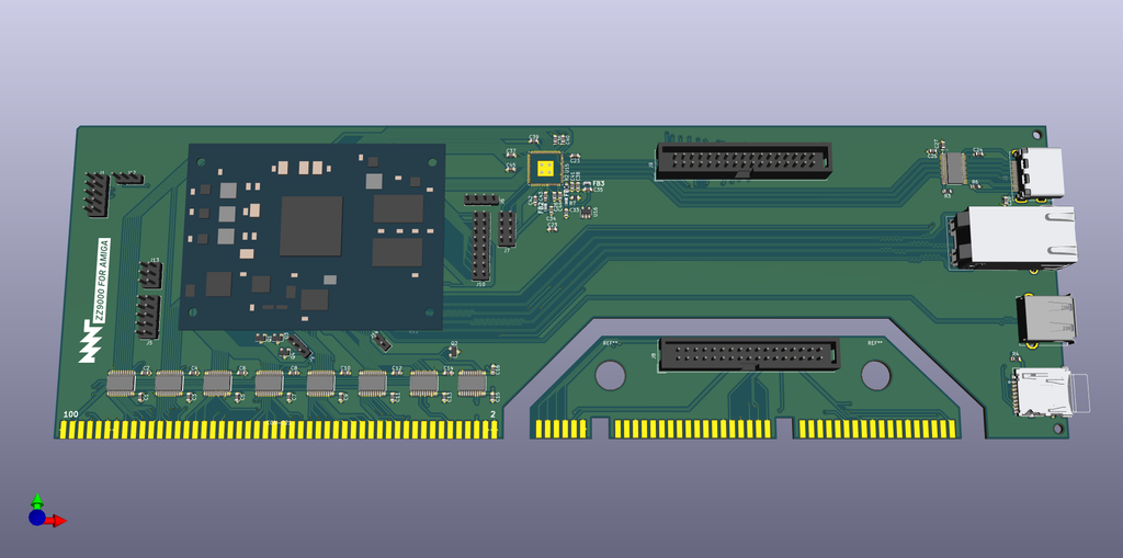 New Amiga Graphics Card Solution