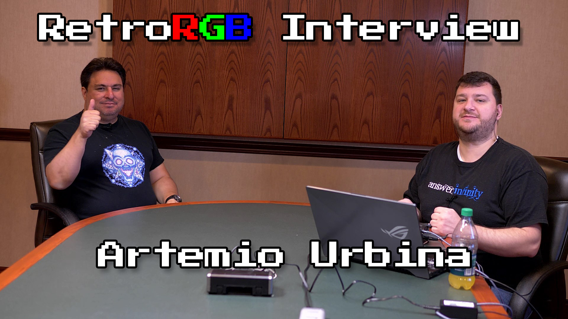In-Person Interview with Artemio