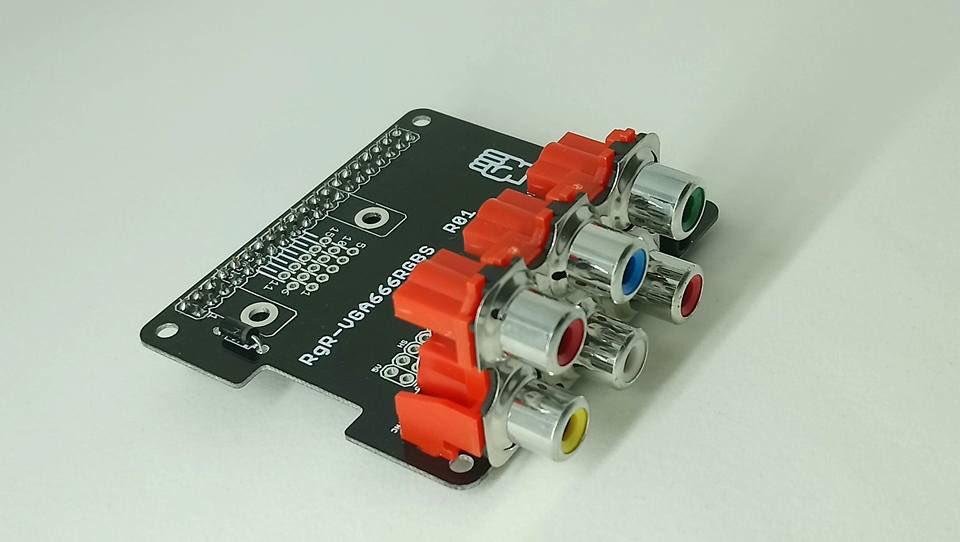 VGA666RGBS by Retro Game Restore